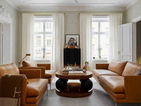 The Best Ways to Clean a Leather Couch - According to the Pros (Us)