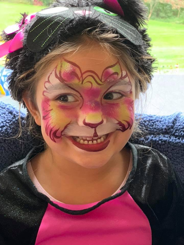 Enchanted Faces / Face Painting