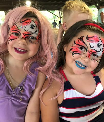 Face Painting in Cincnnati