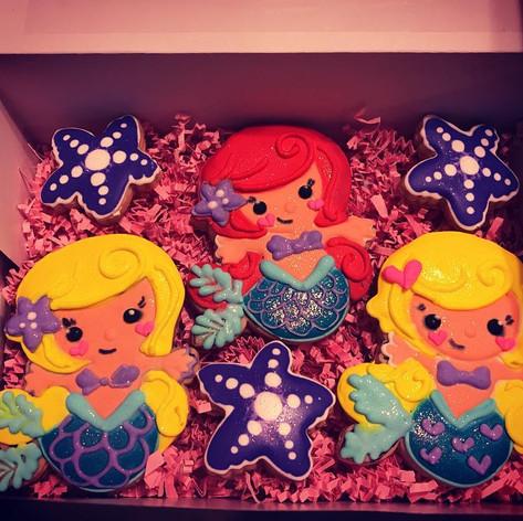mermaidcookies