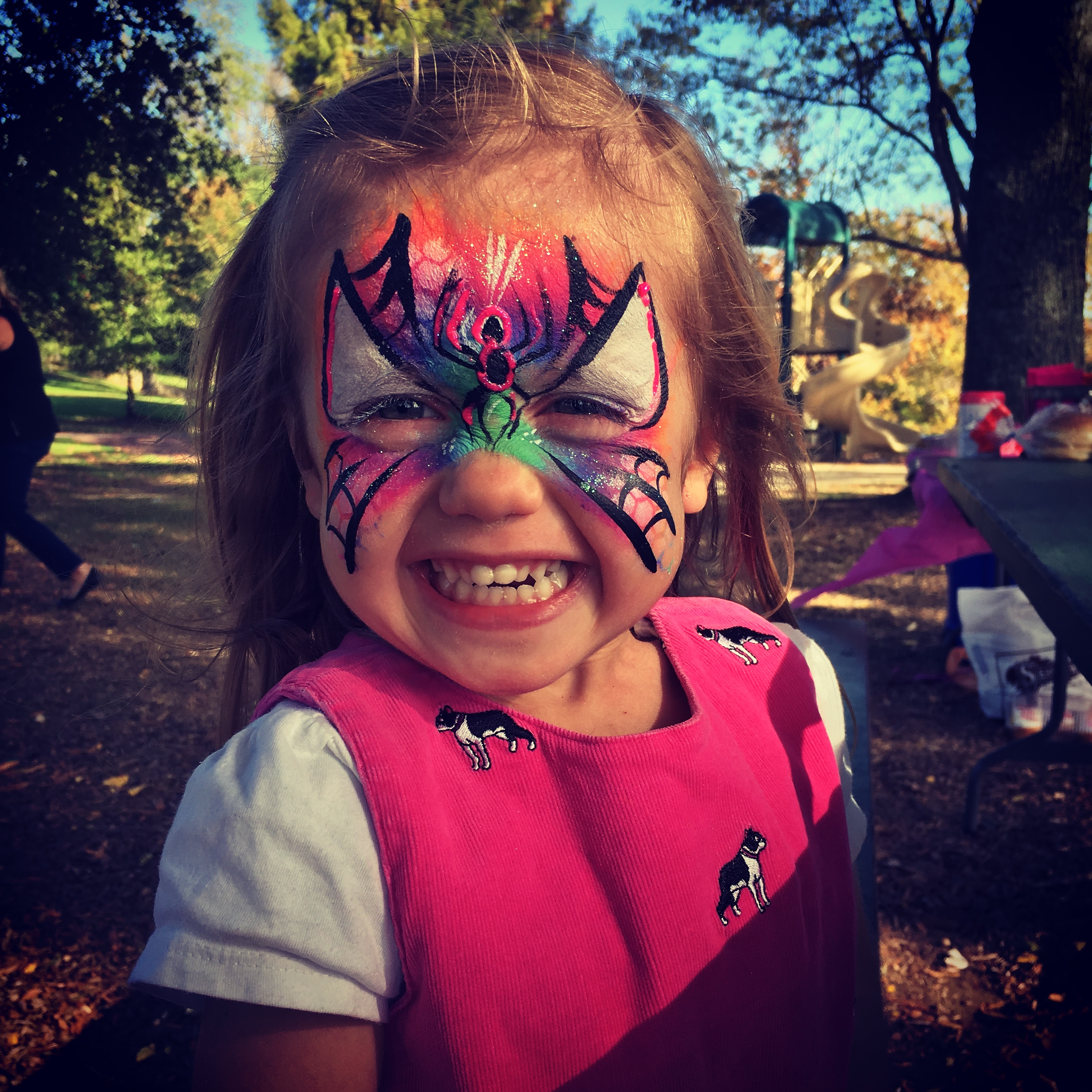 Cincinnati Face Painting