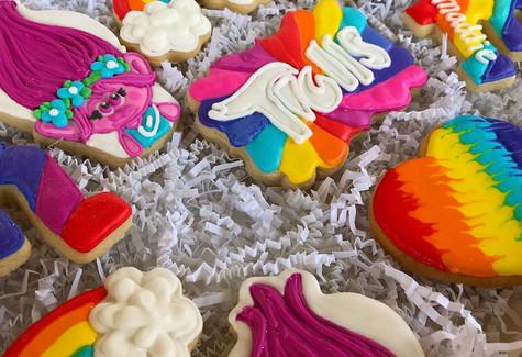 Cincinnati Custom Troll Cookies