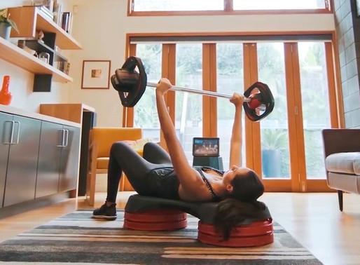 El auge del fitness digital