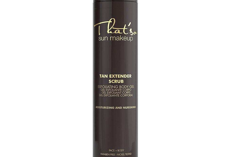 Exfoliante italiano - Tan Extender Scrub - That'so