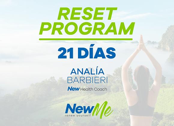 Reset Program - 21 días