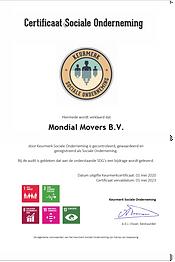 01. CERTIFICAAT Mondial Movers KSO met S