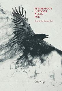 cover of psychology in edgar allan poe, edited by Gerardo Del Guercio