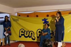 Ms Vasundhara Das at Fun Fete 2014