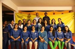 The Com DEALL staff - 2015