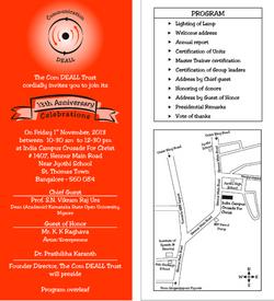 Invitation Annualday - 2013