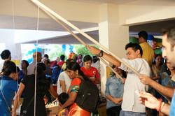 Fun games at Fun fete 2014