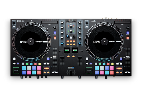 Rane One Professional DJ Controller