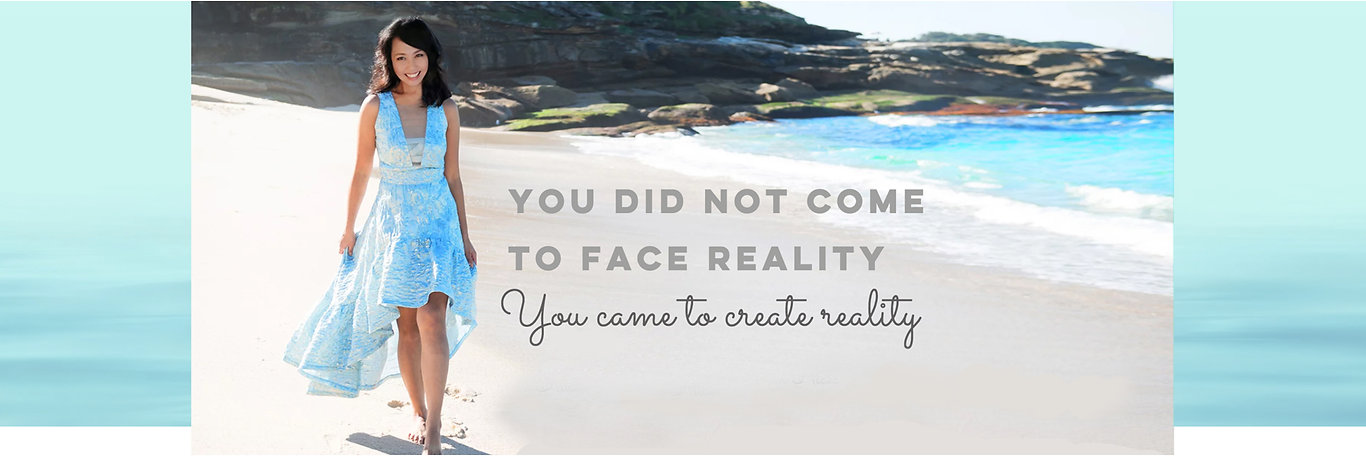 Anna Garcia is a Sydney based Mindset Energy Alignment Life Coach who teaches Universal Laws.