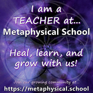 Anna Garcia is a faculty teacher at Metaphysical School