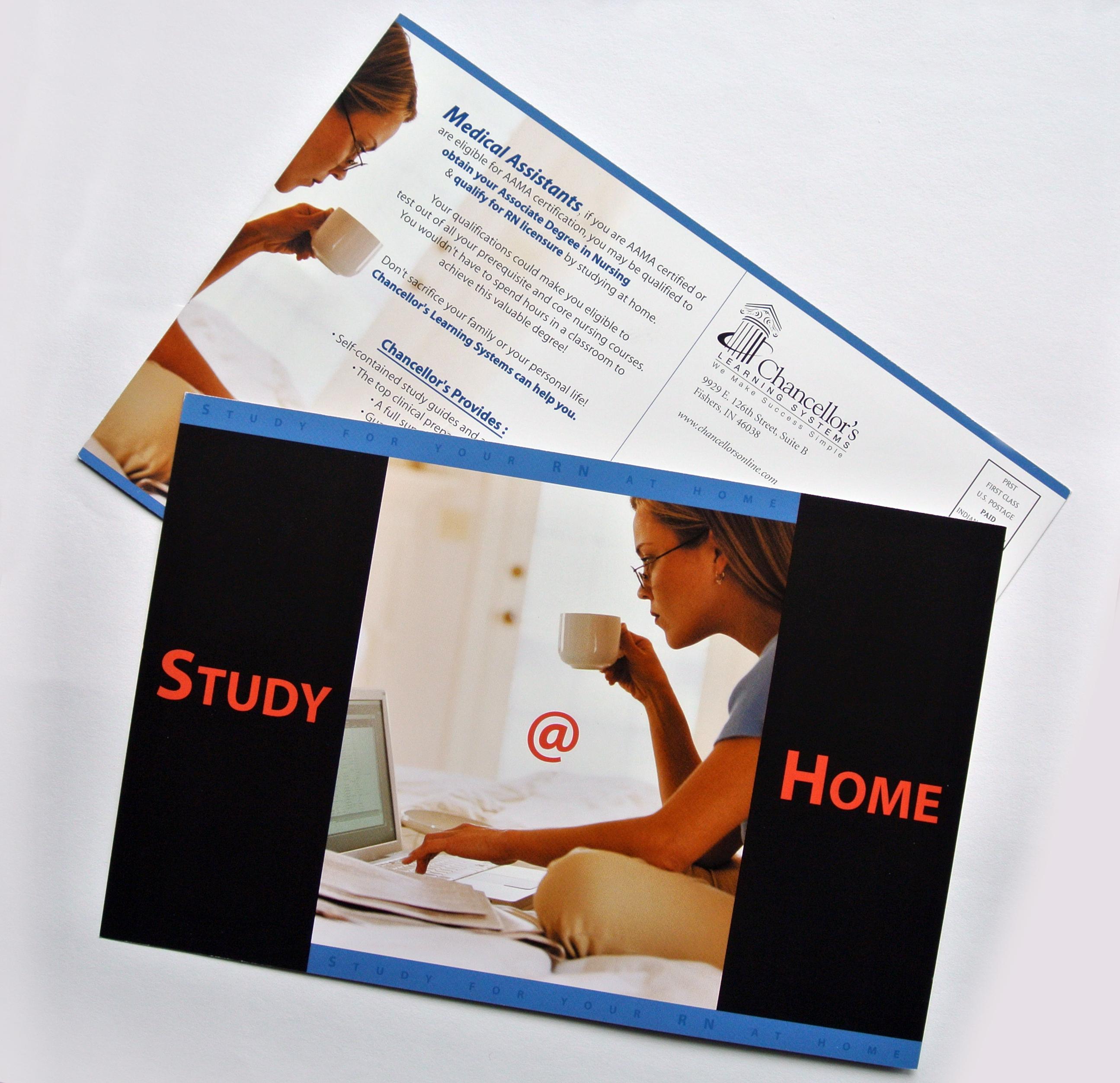 Direct Mail Postcard