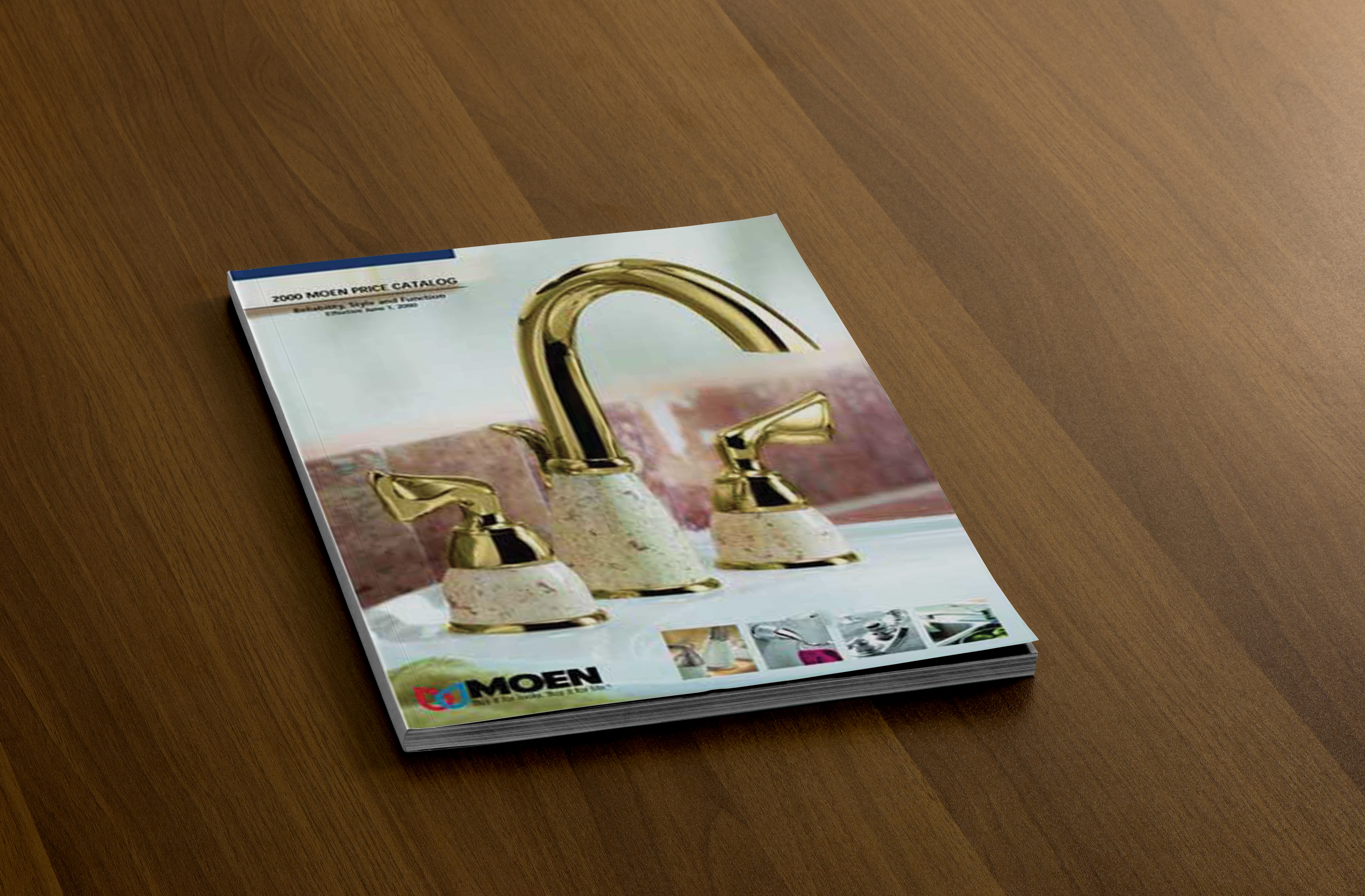 Moen Product Catalog