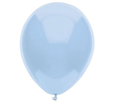 Light Blue New Looks Balloons