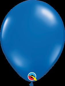 Sapphire Blue Qualatex Balloons