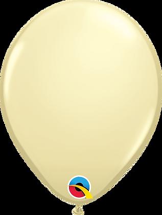Ivory Silk Qualatex Balloons