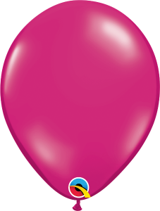 Jewel Magenta Qualatex Balloons