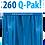 Thumbnail: Royal Blue Qualatex Balloons