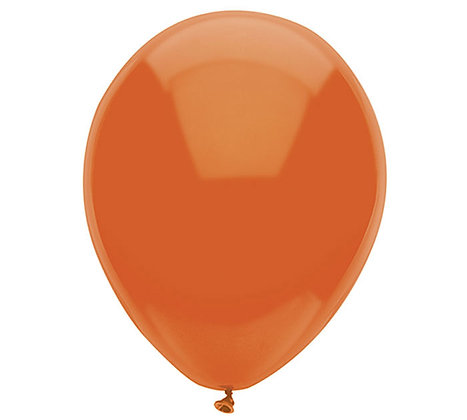 Orange New Looks Balloons