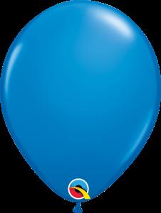 Royal Blue Qualatex Balloons