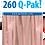 Thumbnail: Rose Gold Qualatex Balloons
