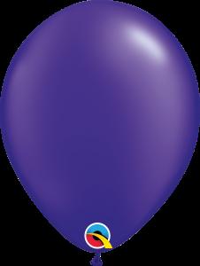 Pearl Quartz Purple Qualatex Balloons