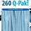 Thumbnail: Baby Blue Qualatex Balloons