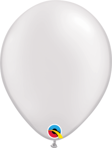 Pearl White Qualatex Balloons