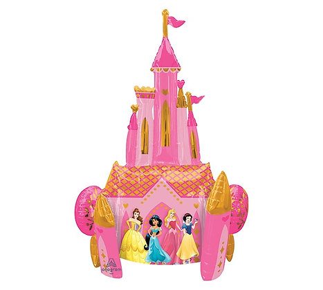 Disney Princess Castle Airwalker Balloon