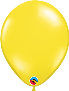 Citrine Yellow Qualatex Balloons