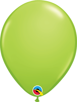 Lime Green Qualatex Balloons