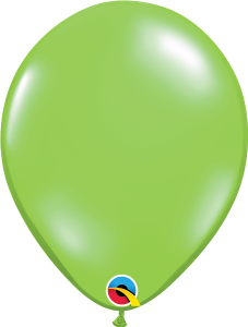 Jewel Lime Qualatex Balloons