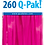 Thumbnail: Jewel Magenta Qualatex Balloons