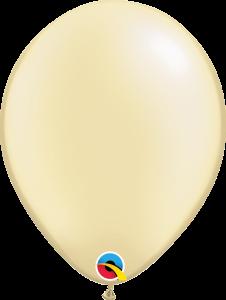 Pearl Ivory Qualatex Balloons