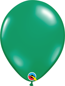 Emerald Green Qualatex Balloons