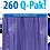 Thumbnail: Purple Violet Qualatex Balloons