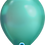 Thumbnail: Chrome Green Qualatex Balloons
