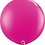 Thumbnail: Jewel Magenta Qualatex Balloons
