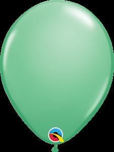 Wintergreen Qualatex Balloons