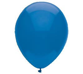 Cobalt Blue New Looks Balloons