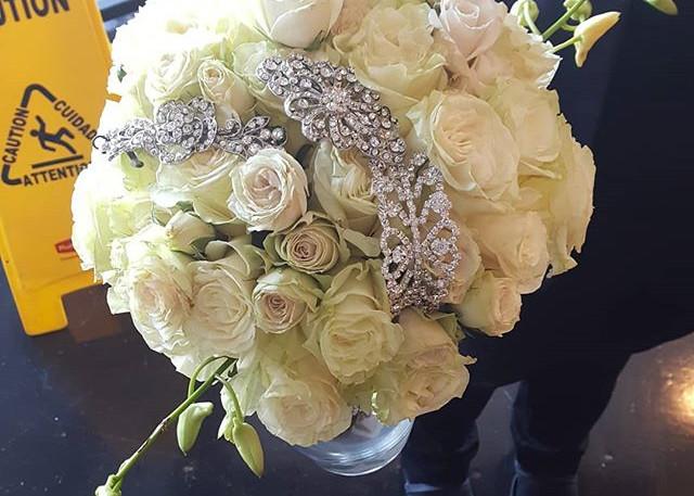 #bridalbouquets #atlantaflowers #balloon