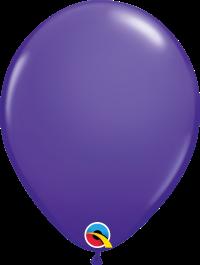 Purple Violet Qualatex Balloons