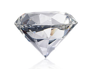 Dazzling diamond on white background.jpg