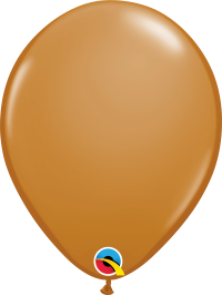 Mocha Brown Qualatex Balloons