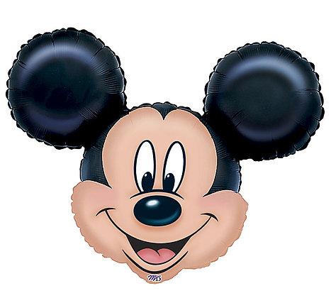 Mickey Mouse Head Balloon