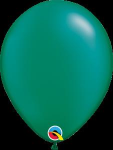 Pearl Emerald Green Qualatex Balloons