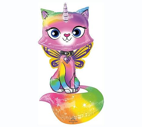 Unicorn Kitty Airwalker Balloon